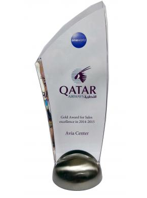 Qatar Gold Award for Sales