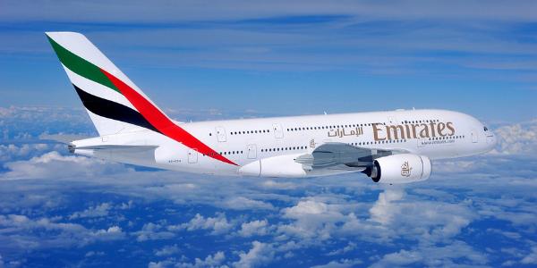 Два рейса в день из Москвы в Дубай от Emirates