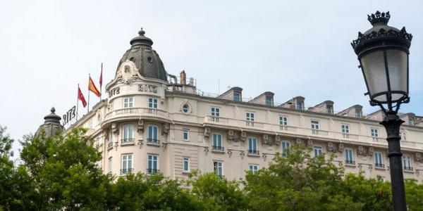 Mandarin Oriental Ritz в Мадриде уже открыт!